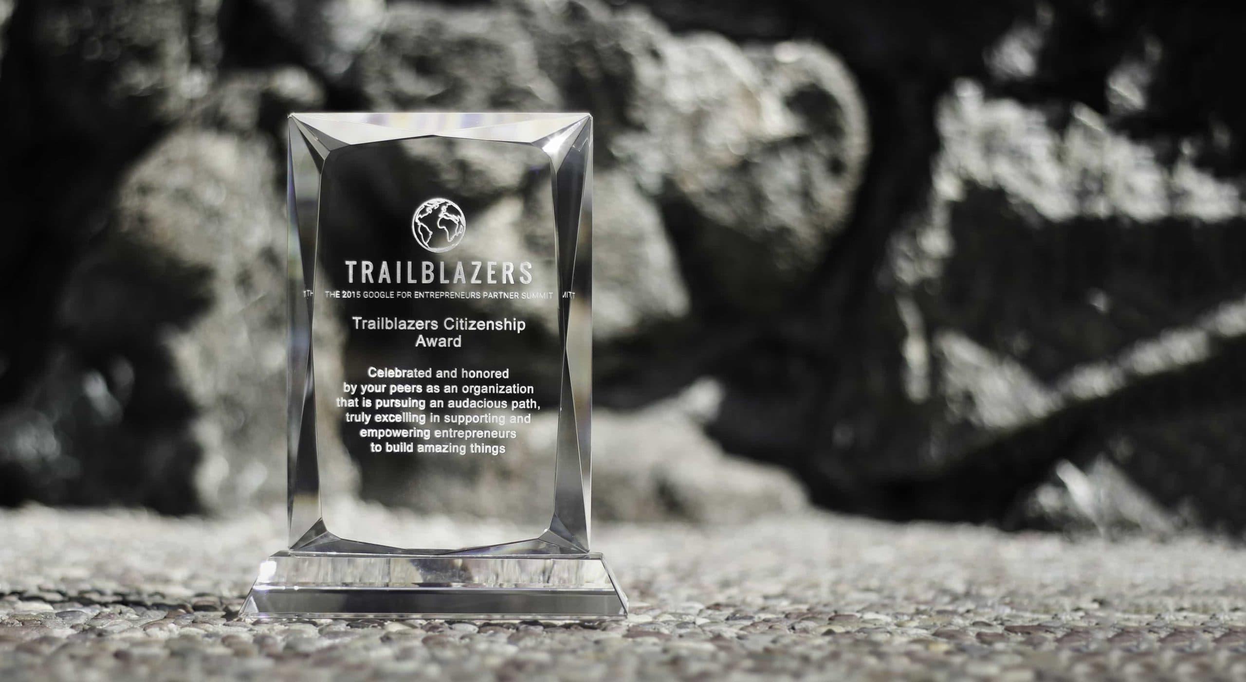 Award x Trailblazers