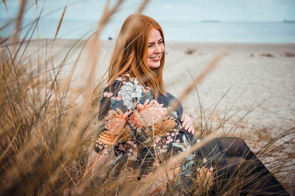 Familie / Graviditet Ellen & Jonatan graviditet