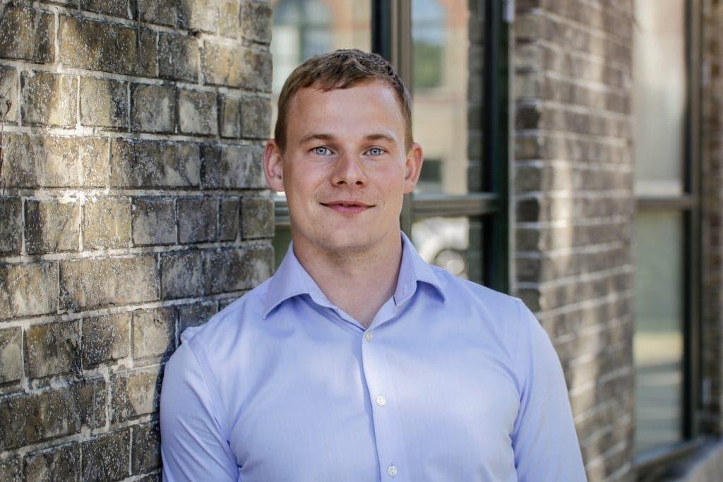 LinkedIn-portræt af Anders