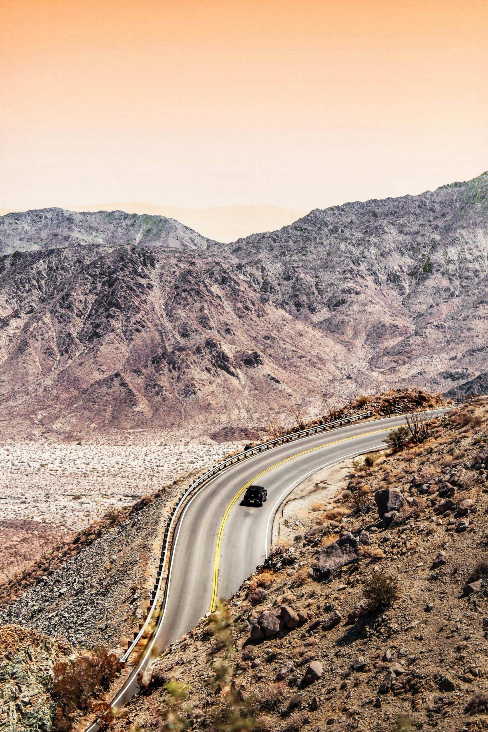 Californien roadtrip