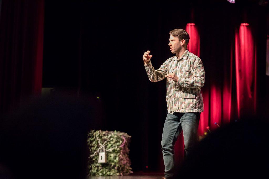 Peter Stanners TedxCopenhagen We Believe