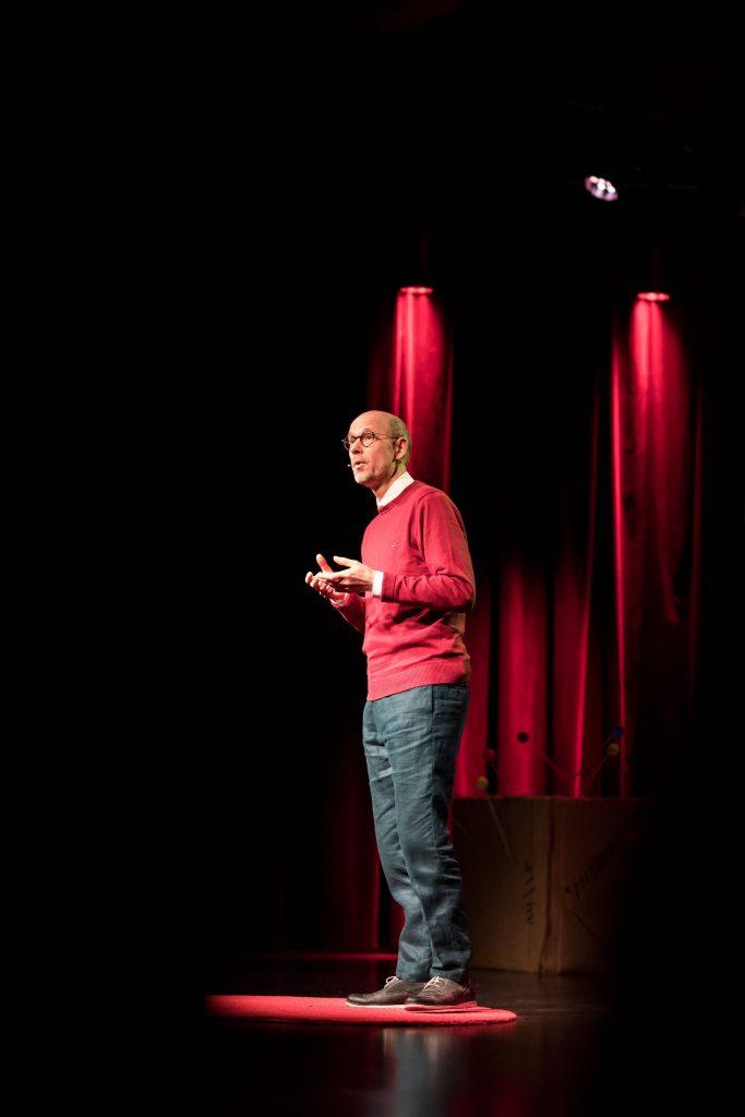 Aksel Haaning TedxCopenhagen We Believe