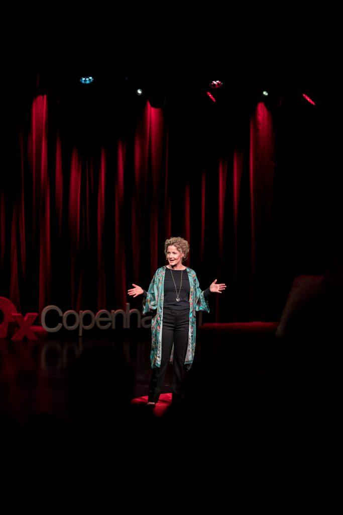 Marie Steenberger TedxCopenhagen We Believe
