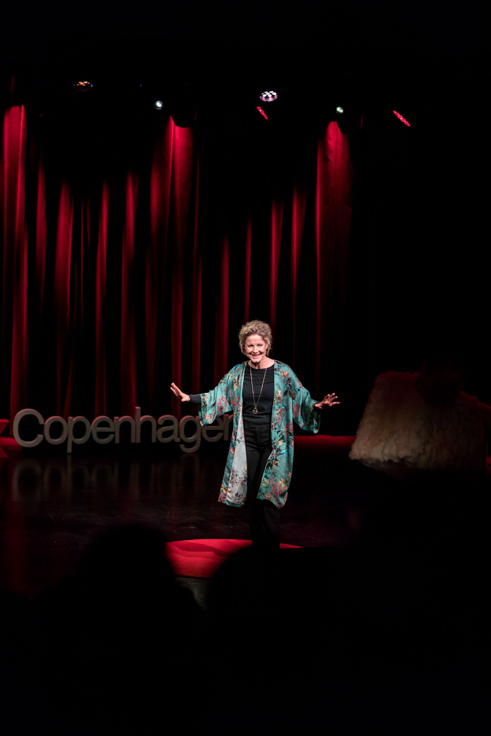 TEDxCopenhagen We Believe at Bremen Teater