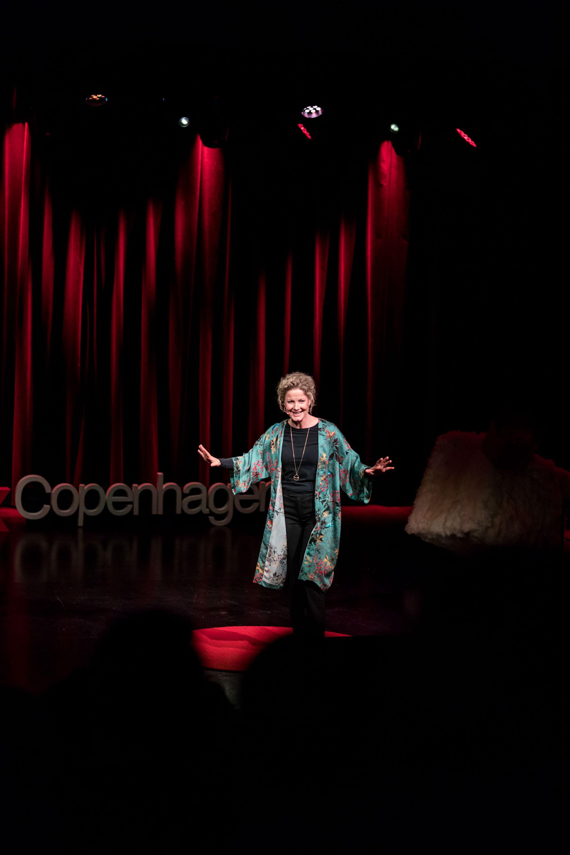 Event TEDxCopenhagen We Believe at Bremen Teater