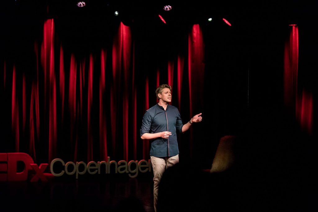 Denis Rivin TedxCopenhagen We Believe