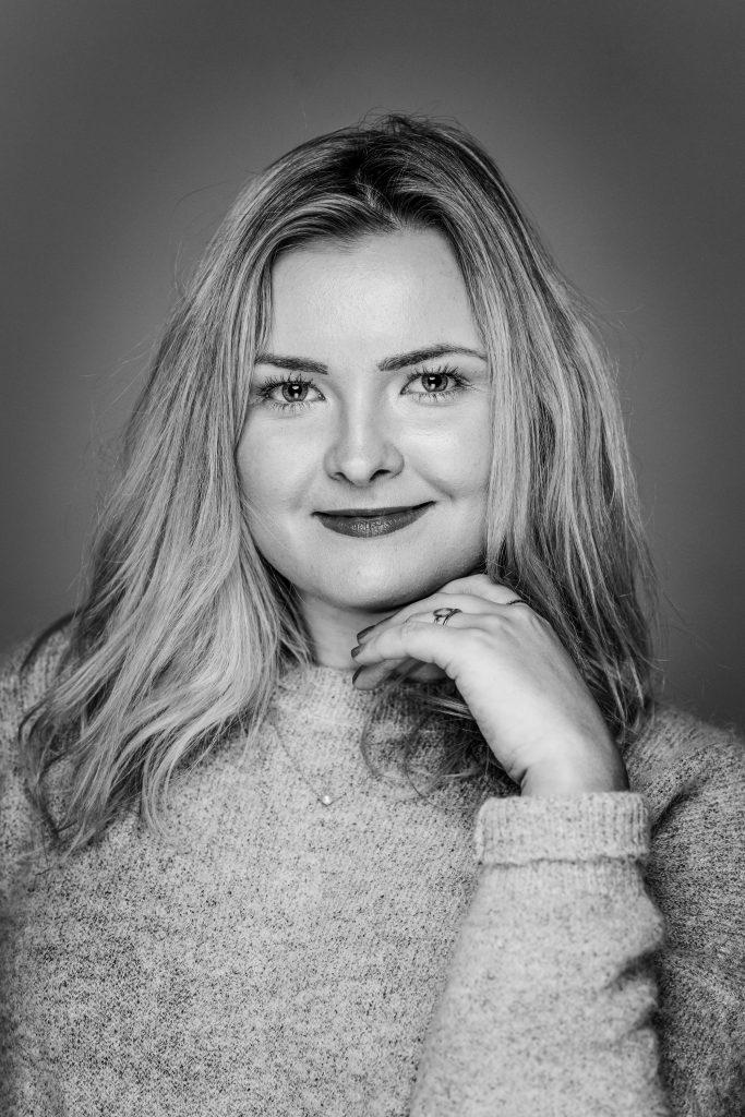 Studio portraits in Copenhagen
